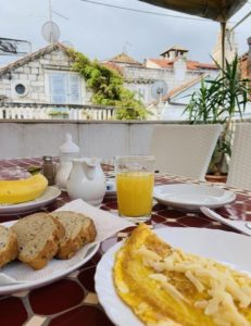 places to stay in korcula