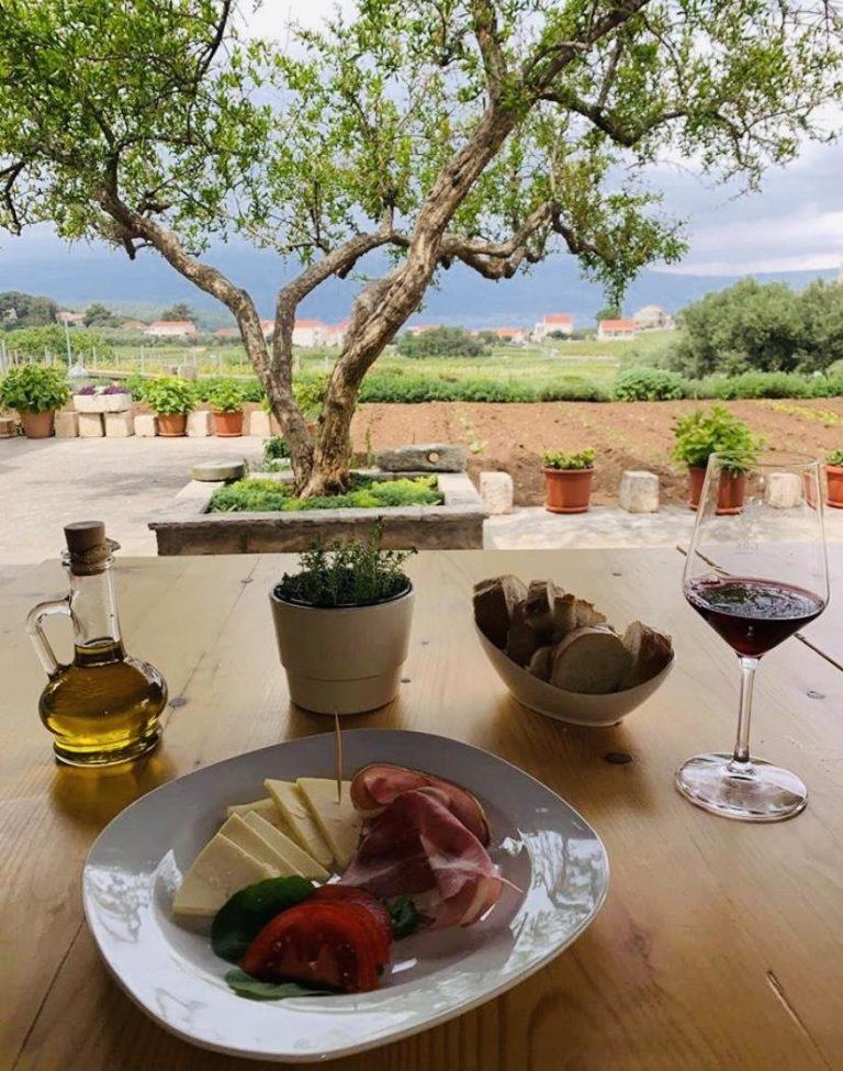 Lumbarda Korcula wineries