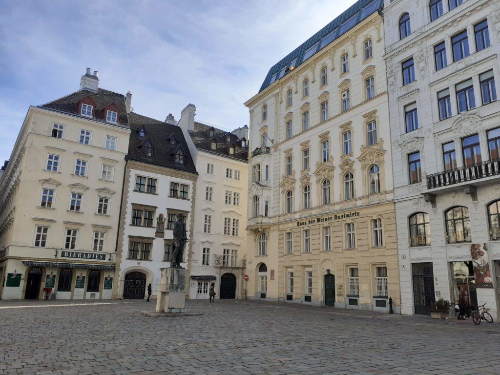 Judenplatz Vienna