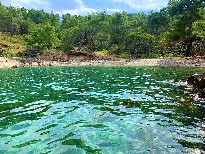 best beaches on solta island
