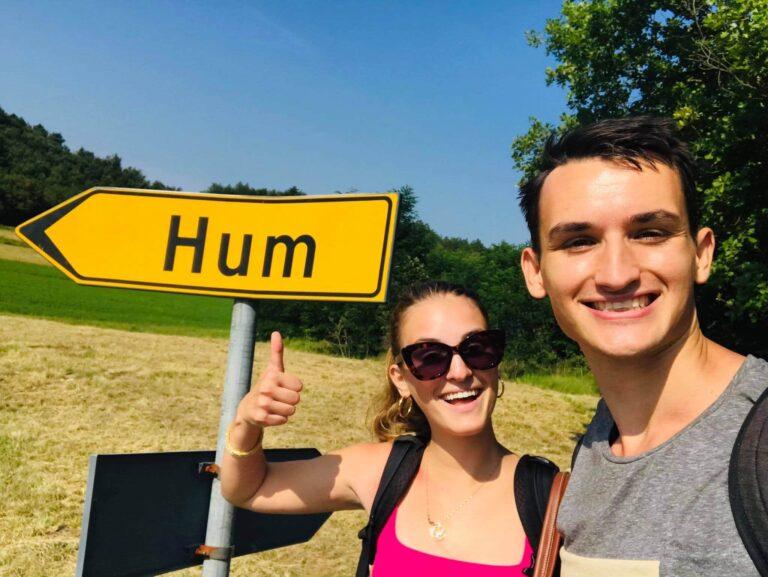 fun things to do in Hum Croatia