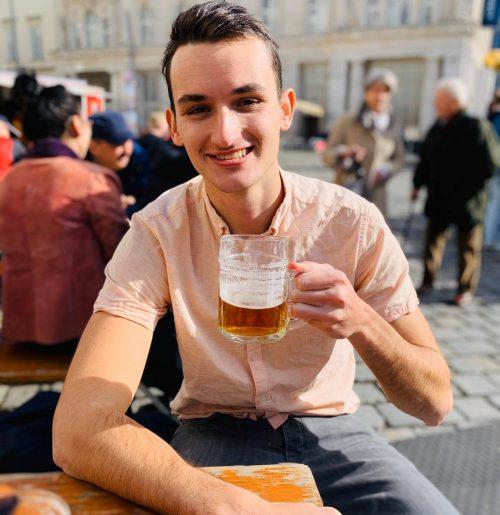 beer gardens in vienna austria